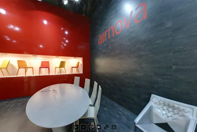 Airnova Salone del Mobile 2012
