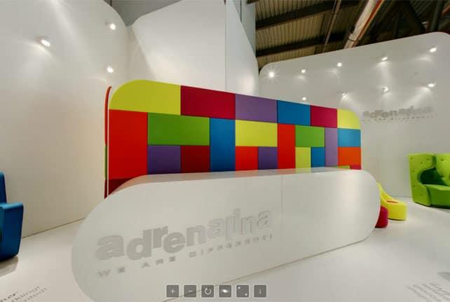 Adrenalina Salone del Mobile 2012