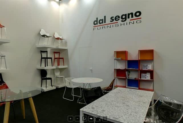 Dal Segno Spa Salone del Mobile 2012
