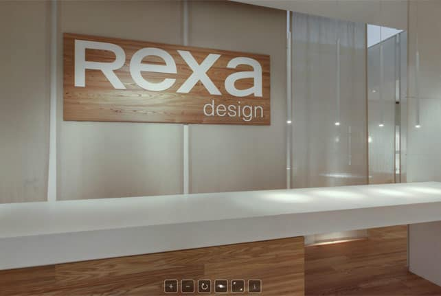 Rexa Design Srl Salone del Mobile 2012
