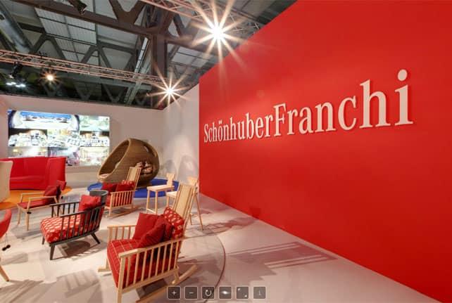Sch�nhuber Franchi Spa - Design Furniture Salone del Mobile 2012