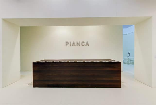Pianca Spa Salone del Mobile 2013