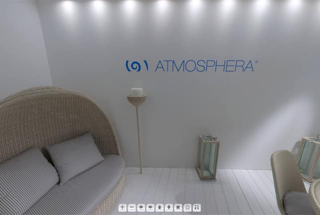 Atmosphera Srl Salone del Mobile 2011