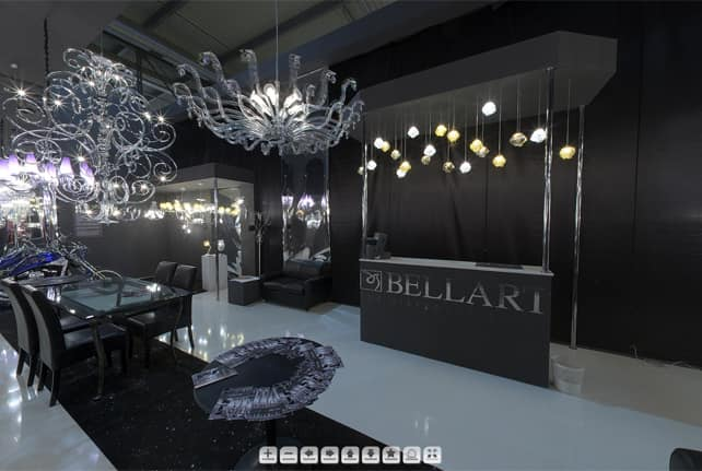 Bellart showroom