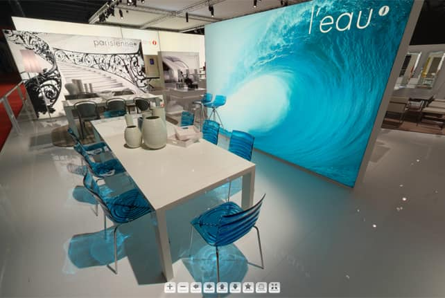 Calligaris, Italian home design since 1923 Salone del Mobile 2011