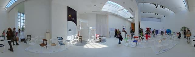 Vue panoramique sur le Colico IDFshowroom