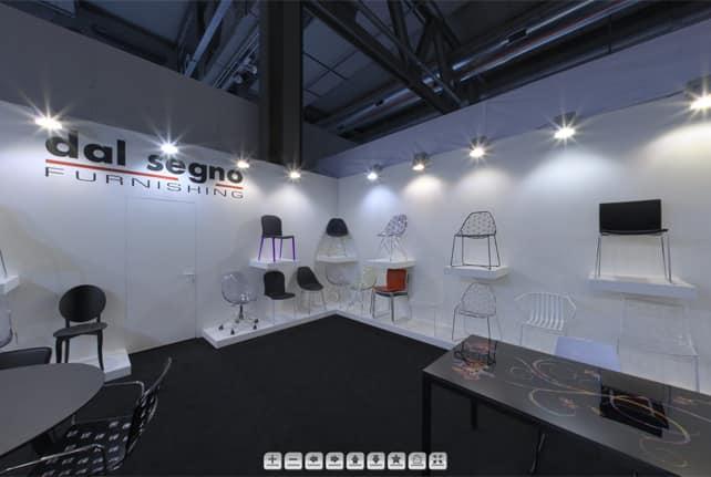 Dal Segno Spa Salone del Mobile 2011