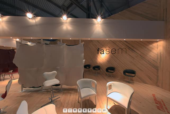 Fasem showroom