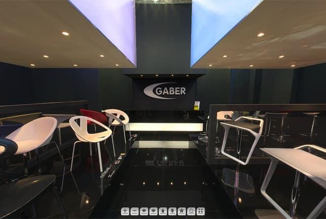 Gaber Srl Salone del Mobile 2011