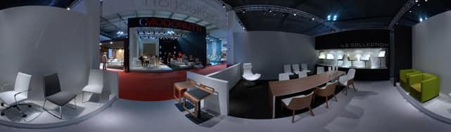 Vue panoramique de ILS Collection sur IDFshowroom