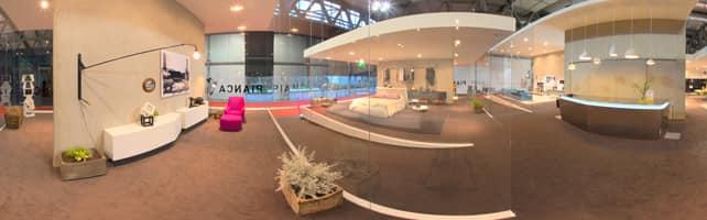 Vue panoramique de Pianca sur IDFshowroom