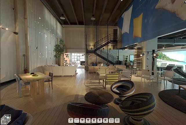 Sch�nhuber Franchi Spa - Design Furniture Showroom 2011