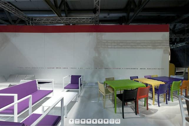 Sch�nhuber Franchi Spa - Design Furniture Salone del Mobile 2011
