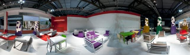 Sch�nhuber Franchi Spa - Design Furniture proiezione sferica