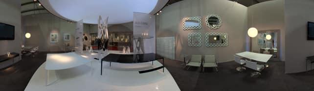 Vue panoramique de SO.VE.T sur IDFshowroom